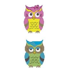 Babes owl vector