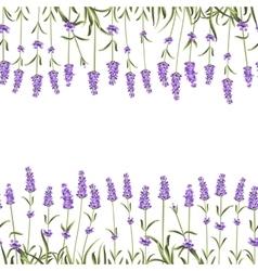 Seamless frame line vector image