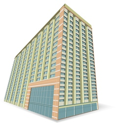 Architectural model resident vector