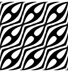 Design seamless waving pattern vector
