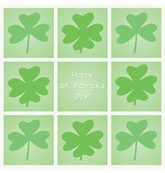 Happy St Patricks Day vector image vector image