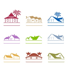 House signs vector
