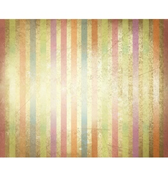 striped background vector image vector image