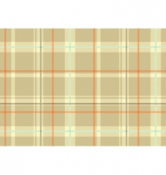 scottish plaid vector image