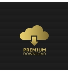 Premium download vector