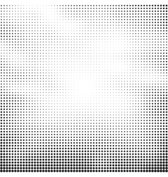 Halftone background Abstract halftone vector image vector image