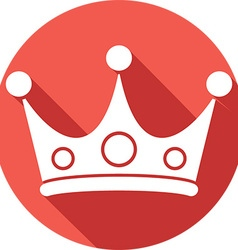 Crown Icon vector image