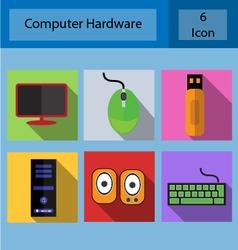 Hardware computer vector