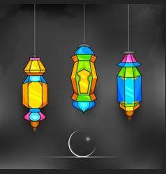 Ramadan kareem generous ramadan background vector