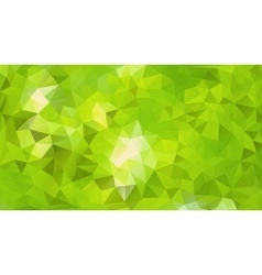 Emerald forest abstract background vector
