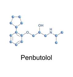 Penbutolol vector