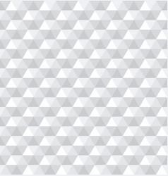 Seamless hexagons pattern vector