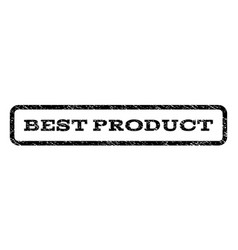best product watermark stamp vector image