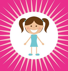 Child design vector