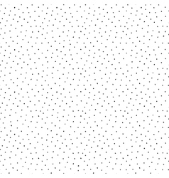 Draawing dotted pattern - seamless vector