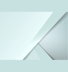 Abstract background basic geometry light grey vector