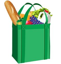 Groceries vector