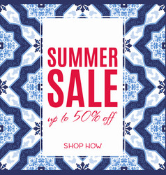 bright design for your sales discounts and vector image