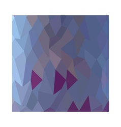 Pastel purple abstract low polygon background vector