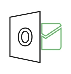 Outlook vector