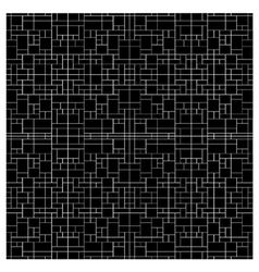 Brick wall block pattern vector image
