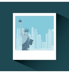 New york city design vector