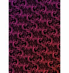 stylish wallpaper vector image