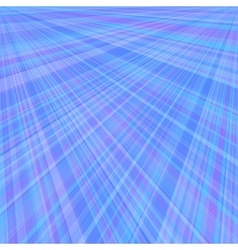 Abstract blue background of radial rays vector