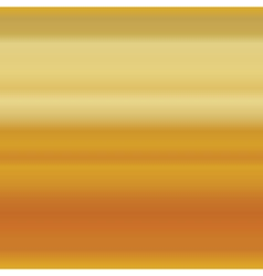 Gold gradient seamless background Realistic vector image