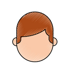 Man cartoon repair assistance character work vector