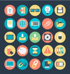 Web icons 3 vector