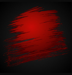 Dark red stain vector