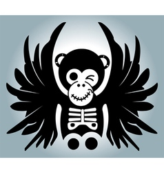 Monkey wing vector