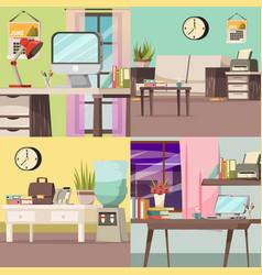 Office orthogonal concept set vector