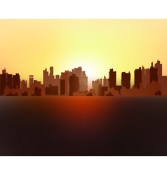 Buildings vector