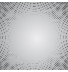 Grey halftone pattern vector