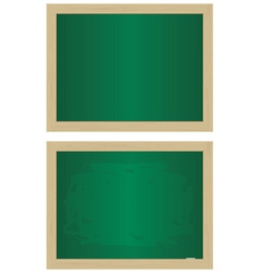 school blackboards vector image