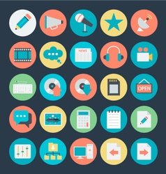 Web Icons 4 vector image