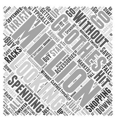Seeing a head word cloud concept vector