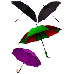 al 0438 umbrella vector image