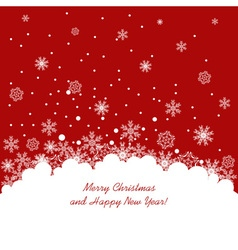 Christmas backdrop vector