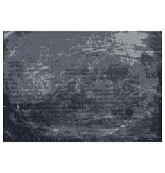 texture on chalkboard blackboard vector image