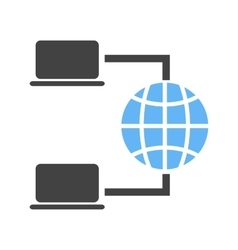 Internet connectivity vector