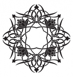 Arabesque vector