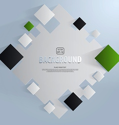 paper rectangle vector image vector image