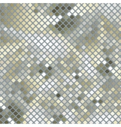 Sand mosaic background vector