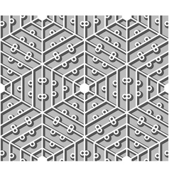 Seamless lattice vector image