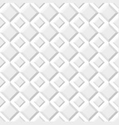 seamless pattern of diamonds vector image