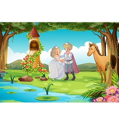 Fairytale vector