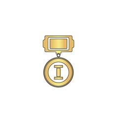 award computer symbol vector image vector image